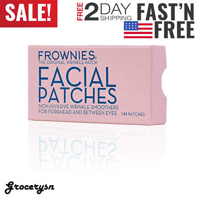 Frownies Forehead & Between Eyes 144 Patches