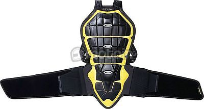 Spidi Safety Lab Warrior Z116-Xl Ce Approved Level 2 Back Protector 160-170Cm