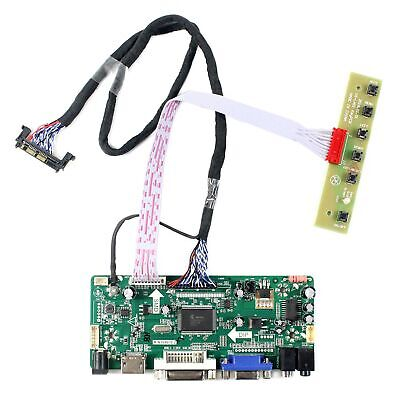 """Fit To 32"""" LCD Panel P320HVN01 1920X1080 HD Board HDMI DVI VGA LCD Controller"""