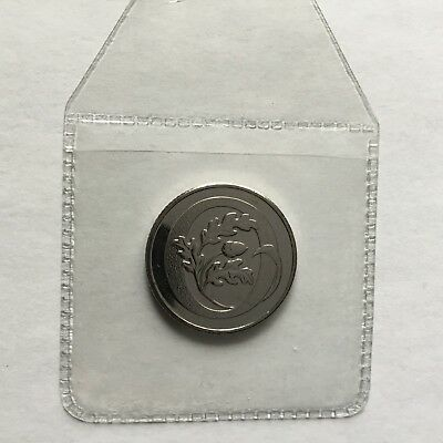 New A-Z Alphabet 10p  Letter O For Oak Tree Collect A-Z Ten Pence 2019 Coin Hunt