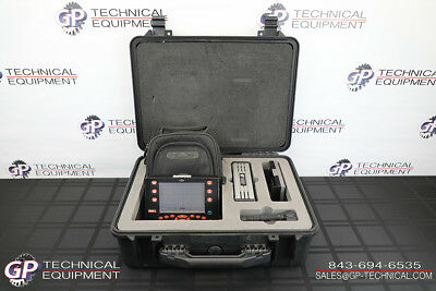 Hocking Phasec 2D Eddy Current Phased Array Flaw Detector - Portable NDT Olympus
