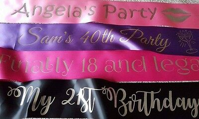 Personalised Luxury Gold Or Silver Birthday Engagement Baby Shower Party BANNER