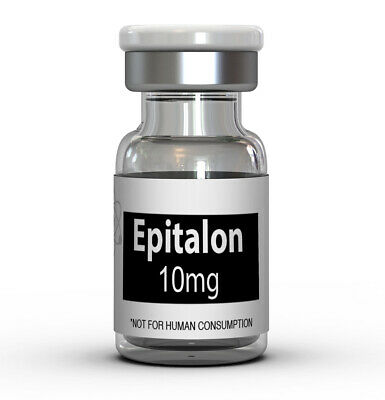 Epitalon 5mg (Fountain of Youth Peptide) Lenghtens Telomeres (Sale Price)