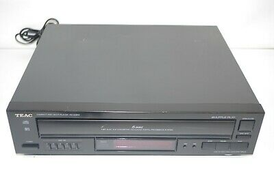 TEAC 101 CD player PD-X100 Compact Disc Multi Player