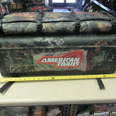 American Trailes Atv Front Rifle Bag- Mossy Oak -  N.o.s.