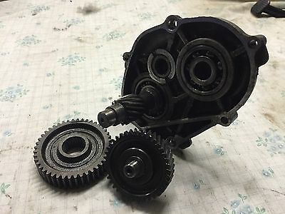 Mbk125 Skyliner Gear Box From A 2002 Model