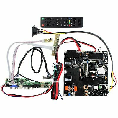 "For 32""P320HVN01 1920x1080 LCD Driver Board HDMI VGA AV USB RF Power Board"