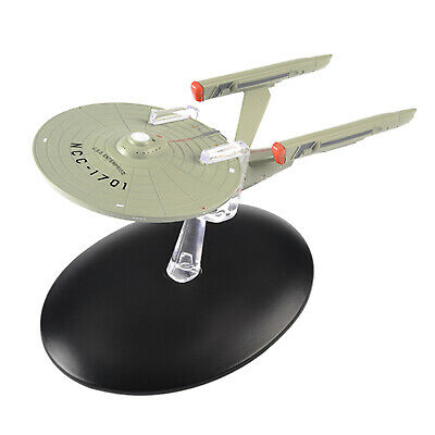 Eaglemoss Star Trek USS Enterprise NCC-1701 Phase II Ship Replica NEW IN STOCK