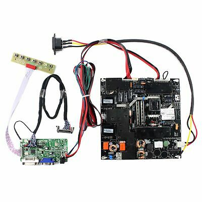 "For 32"" P320HVN01 1920x1080 LCD Screen With Power Supply DVI VGA Driver Board"