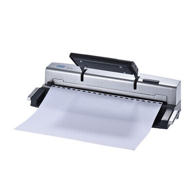 DSB A4 21 Holes Paper Puncher Binder Punch Binding Machine Office Supply V1O6