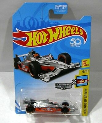 2018 Hot Wheels Zamac Gulf Indy 500 Oval