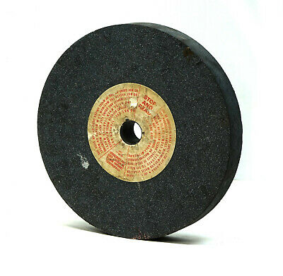 "COLONIAL ABRASIVE 16/"" X 1//2/"" X 5/"" 20A45 L5VS LARGE GRINDING WHEEL ~NEW~ QUANTITY"