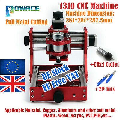 【UK】Benbox 1310 GRBL ER11 DIY All Metal Mini Desktop CNC Engraving Laser Machine