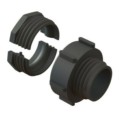 Raccord convertisseur femelle 2'' camlock - male s60x6 pour IBC GRV 1000 litres