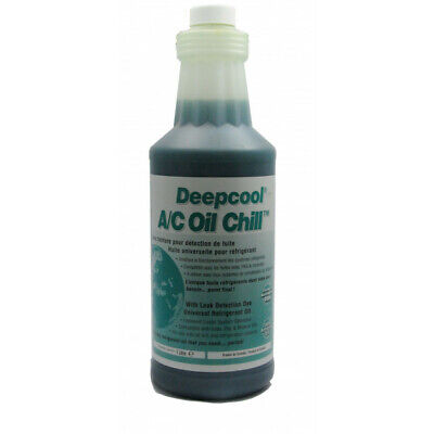 Bouteille Huile Duracool A/C Oil - 960Gr