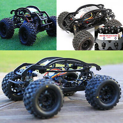 RC CAR NYLON roll cage and wheelie bar,Protective cover fit