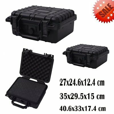 Protective Camera Equipment Hard Carry Case Plastic Box Camera Travel Store ABS