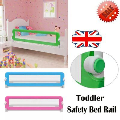 Kid Toddler Safety Bed Rail Baby Bedrail Cot Guard Protection Protective Nursery