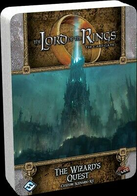 Lord of the Rings LCG The Wizard's Quest standalone scenario