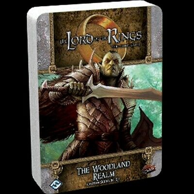 Lord of the Rings LCG The Woodland Realm standalone scenario