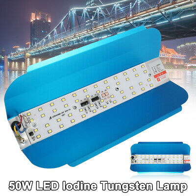 50W LED Outdoor Garden Landscape Iodine Tungsten Flood Light/Lamp Waterproof New