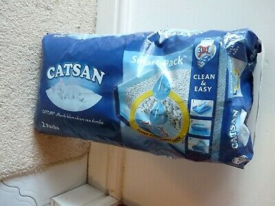 Catsan Cat Litter Hygiene Smart Pack 2 x 4ltr