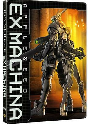 Appleseed : Ex Machina - Edition Collector Double DVD  (DVD NEUF SOUS BLISTER)