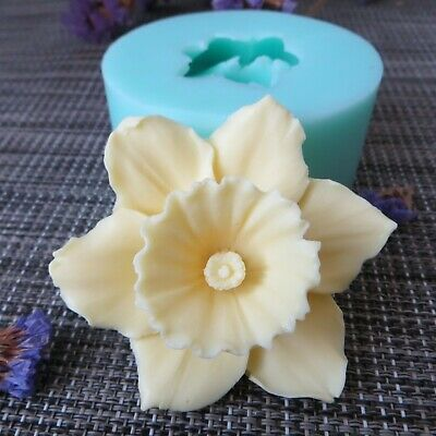 f2504c648 HC0089 Silica gel 3D molds flowers silicone soap mold flower candle aroma  mould