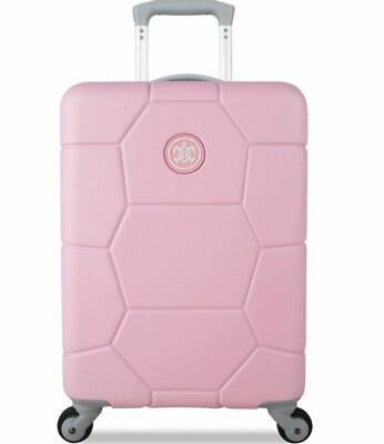 "Trolley SUITSUIT 4 Rollen ""Caretty 55 cm"" 31 Liter Pink Lady 74655711"