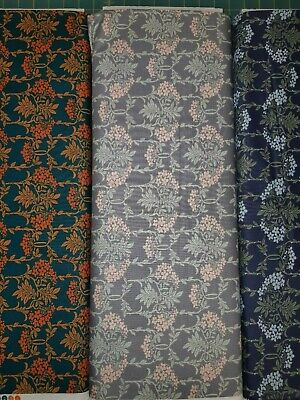 Liberty's Hesketh House Nouveau Mayflower  - Lasenby Quilting Cotton