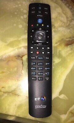 BT You View Remote Controls