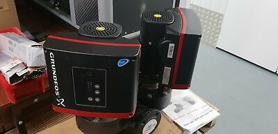 """TWO GRUNDFOS  PUMPS  TYPE  MGE 80A 2ft-100 1A 240volt Single Phase DN32 1 1/4"""""""