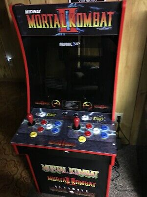 MORTAL KOMBAT 3-ARCADE 1up Topper - $32 00 | PicClick