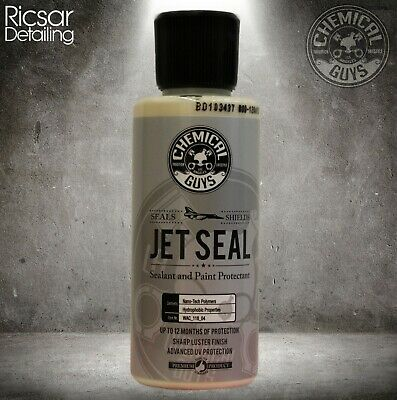 Chemical Guys Jet Seal Paint Sealant & Protection 4 OZ **OFFICIAL STOCKIST**
