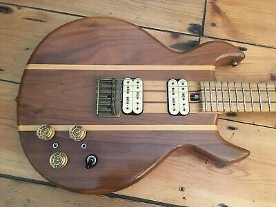Vintage SD Curlee Curbeck Electric Guitar Made in USA 1977