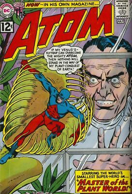 The Atom Comics Biggest Ever Collection 54 Issues In PDF On DVD