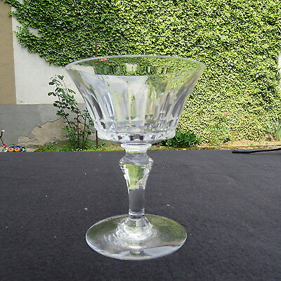 -kelch Champagner: Kristall Baccarat Modell Piccadilly 2