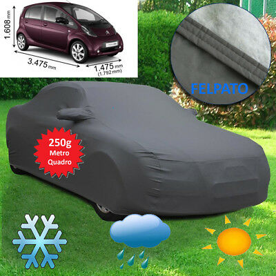 Cloth Cover Car Felp. Waterproof Fit For Citroen The C-Zero 2010