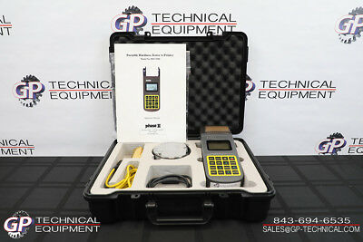 Phase II Model 3500 Portable Hardness Tester - Rockwell HR NDT GE Olympus