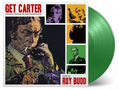 Get Carter Original Soundtrack Green Vinyl RSD 2019 Record Store Day New/Sealed