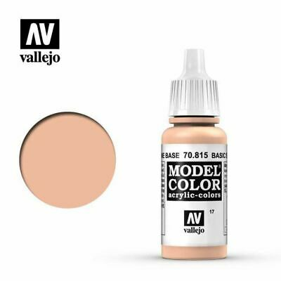 Vallejo Model Color 17ml – Basic Skintone (815)