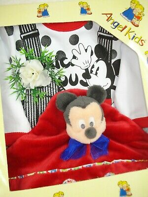 Baby-Geschenkbox,Baby Body Mickey Maus ,Baby Party,Geburt,Windeltorte
