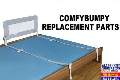 REPLACEMENT PARTS Long & Short For COMFYBUMPY Toddler Kid Bed Safety Rail Guard