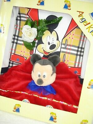 Baby-Geschenkbox,Baby Body Mickey Maus ,Baby Party,Geburt,Windeltorte Nr.2