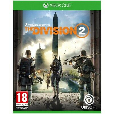 Tom Clancy's The Division 2 Xbox One (leggi inserzione/read description)