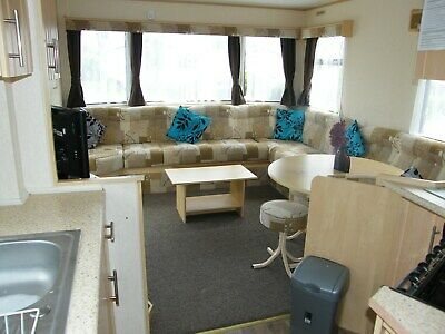 BUTLINS SKEGNESS static caravan FOR SALE  ABI 35ft x 10ft 3 bedroom 8 berth