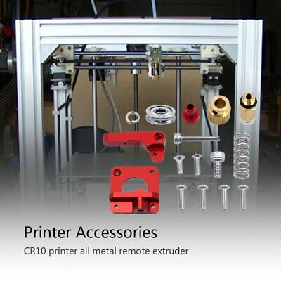 Upgrade Aluminum Extruder Drive Feed Frame For Creality Ender 3 3D Printer BVG