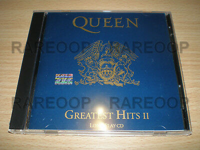 Greatest Hits Vol. 2 by Queen (CD, EMI-Odeon) MADE IN ARGENTINA