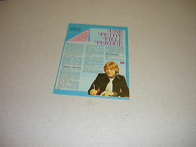 *Aa048 Patrick Juvet French Clipping