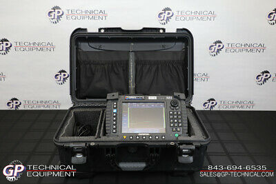 Olympus Omniscan MX1 Mainframe with 32:32 Phased Array Module US Flaw Detector